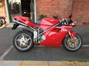 Ducati 996 モノポスト